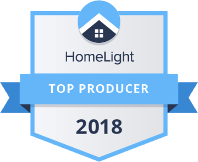 HomeLight Top Producer 2018